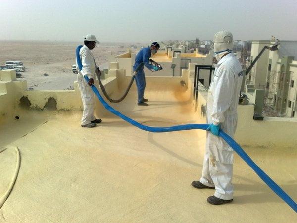 أفضل شركات العزل الحراري والعزل المائي في الرياض